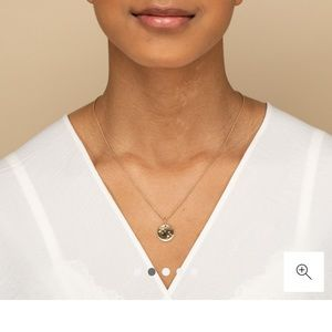 Mejuri Taurus Necklace